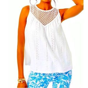 ♦️NWT Lilly Pulitzer Aberdeen Top